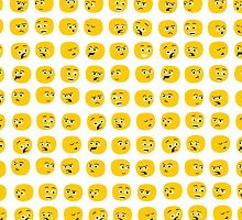 Yellow Expressions by Ben Sanders