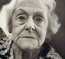 Sybbie at 92 by Roz McQuillan