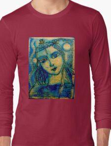 POETIC SWEETNESS Long Sleeve T-Shirt