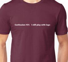Confession #31 Unisex T-Shirt