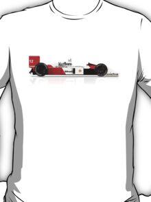 Ayrton Senna - McLaren MP4/4 T-Shirt