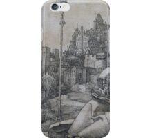 Durer, Albrecht - 1519, 10 x 14,2 cm iPhone Case/Skin