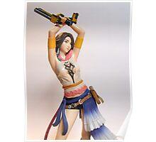 Yuna X-2 Poster