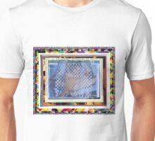 Spliced Unisex T-Shirt