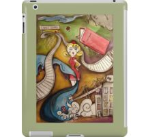 Eleanor Put Your Boots On iPad Case/Skin