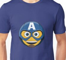 Captain A-Moticon Unisex T-Shirt
