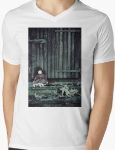 forgotten doll Mens V-Neck T-Shirt
