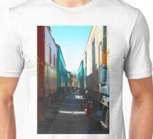 Between Trains Unisex T-Shirt