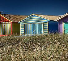 Chelsea beach by Rosina  Lamberti