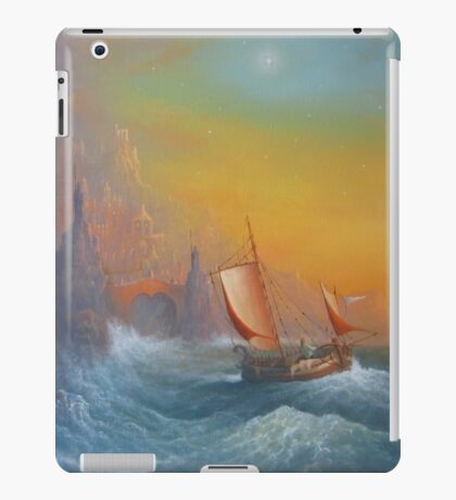 """The Voyage """"A Star Shines"""" iPad Case/Skin"""