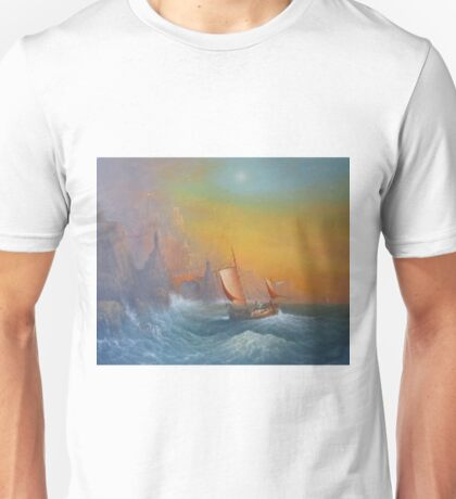 "The Voyage ""A Star Shines"" Unisex T-Shirt"