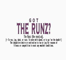Addiction to Running - women's by KarDanCreations