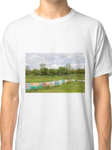 Painted Blocks Classic T-Shirt
