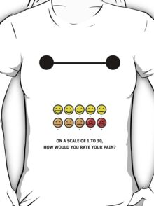 How would you rate your pain? T-Shirt