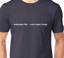 Confession #36 Unisex T-Shirt
