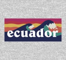 Ecuador by mustbtheweather