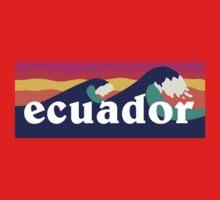 Ecuador Kids Clothes