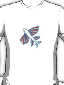 Pattern with fishes T-Shirt