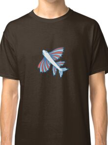 Pattern with fishes Classic T-Shirt