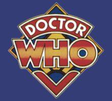 Doctor Who Tom Baker Logo (available as leggings) by zenjamin