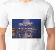 Bay City Michigan Fireworks Celebration Unisex T-Shirt
