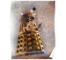 Dalek Flies! Poster