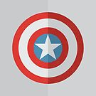 Captain America by Mike Taylor