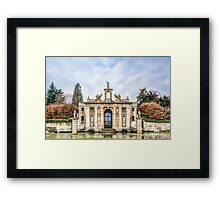 THE DIANE'S PAVILION Framed Print