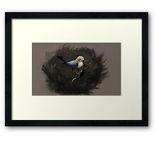 Beatrice - Over the Garden Wall Framed Print