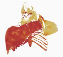 Skeleton King - Dota 2 by dotashirts11