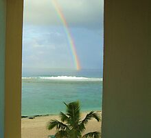 Raro Rainbow by niggle