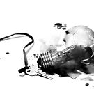 Death of a Light Bulb by Karri Klawiter