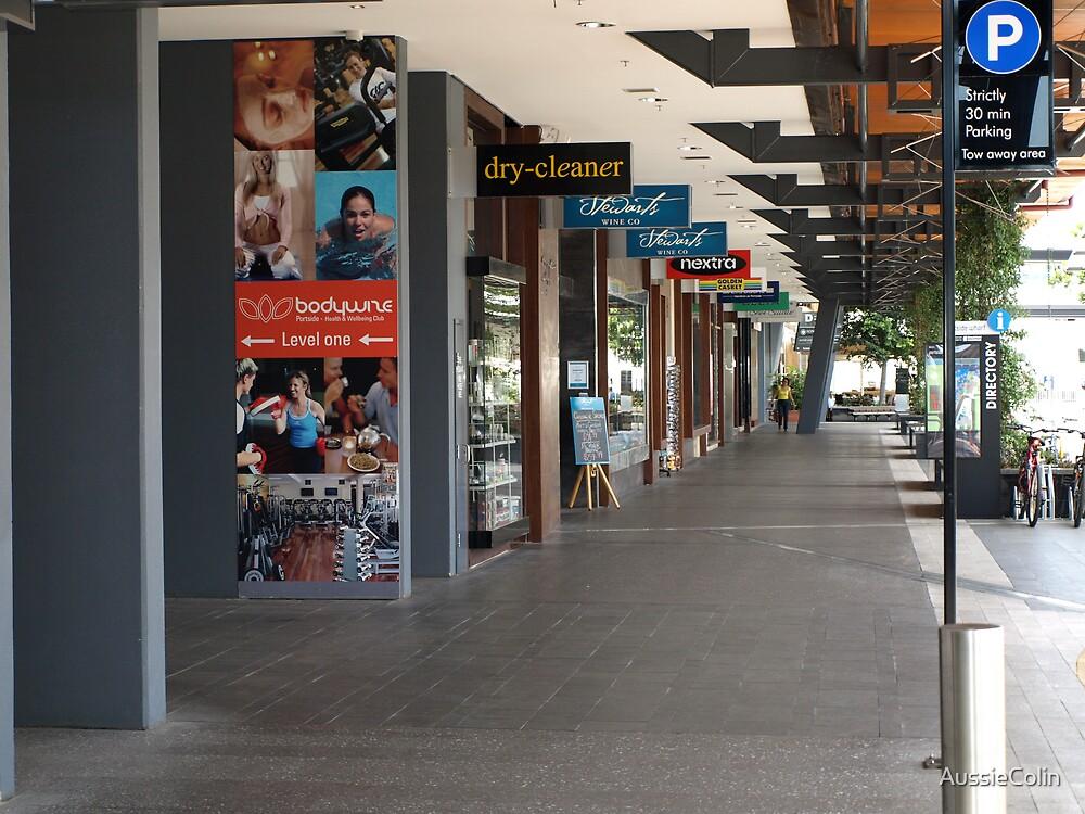 Brisbane Cruise Terminal by Colin Van Der Heide