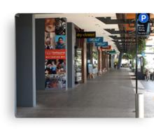 Brisbane Cruise Terminal Canvas Print