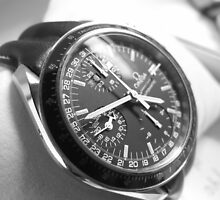 Vintage Speedmaster by Ken Thomas Photography