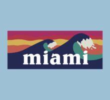 Miami Waves Kids Clothes