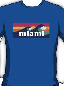 Miami Waves T-Shirt
