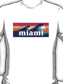 Miami Waves T-Shirt