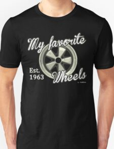 My favorite wheels T-Shirt