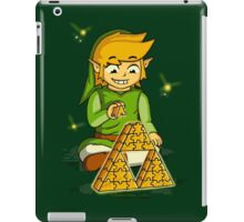Triforce completed (v1) iPad Case/Skin