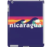 Nicaragua iPad Case/Skin