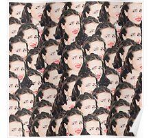 Miranda Sings Pattern Poster