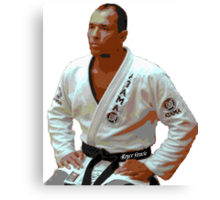 Royce Gracie- Original MMA Canvas Print