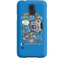 Wheatley Froot Loops, Portal Samsung Galaxy Case/Skin