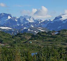 Trapper Mt. by ravishtiger