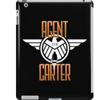 Agent Carter iPad Case/Skin
