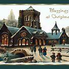 Blessings at Christmas by EnchantedDreams