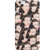 Miranda Sings Pattern iPhone Case/Skin