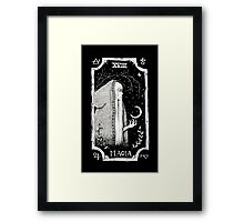 Magia Framed Print