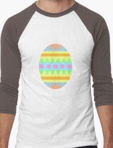 Easter Egg Men's Baseball ¾ T-Shirt